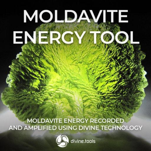 Moldavite Energy Tool