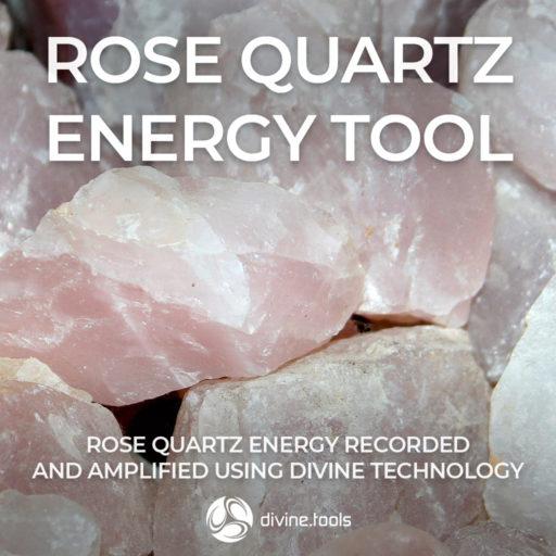Rose Quartz Energy Tool